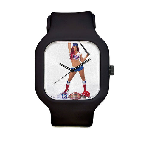Chicago Cubs Girl Sport Watch