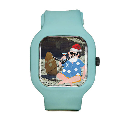 Santa Lifeguard Sport Watch