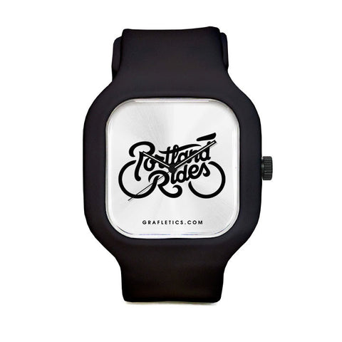 Grafletics Portland Rides Sport Watch