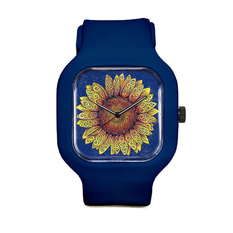 Sunflower Sport Watch