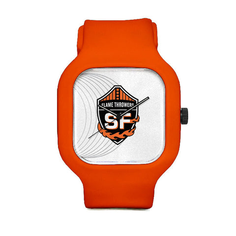San Francisco Flamethrowers Sport Watch