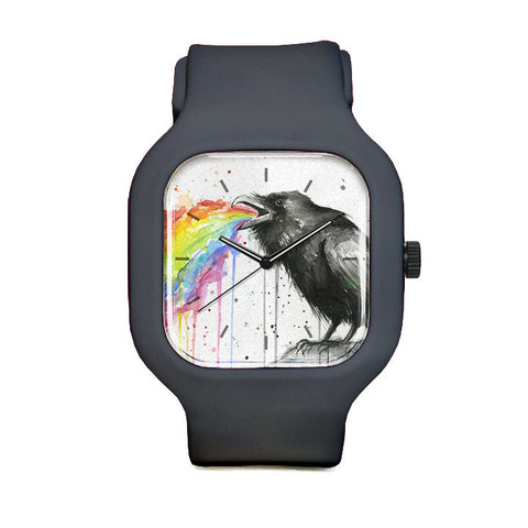 Raven Taste the Rainbow Sport Watch