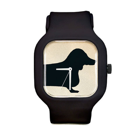 Dachshund Watch Sport Watch
