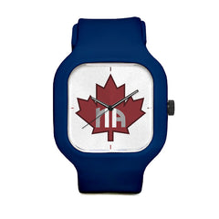 Leaf Logo Sport Watch