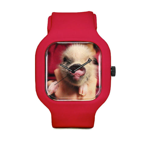 Egbert Tongue Sport Watch