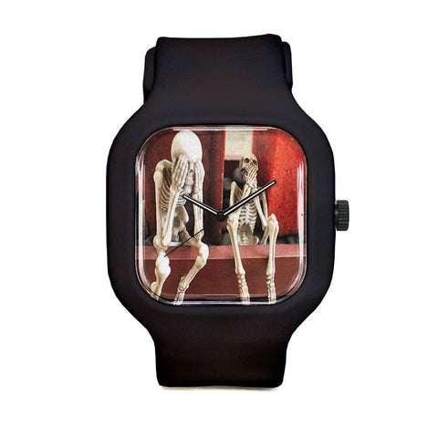 See No Evil Speak No Evil Sport Watch