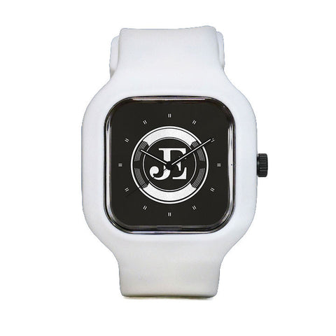 Jawun Evans White Sport Watch
