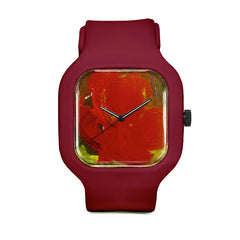 Abstract in Nature Sport Watch