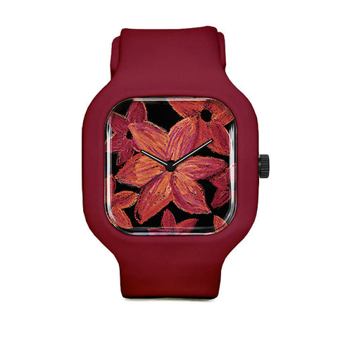 Blossoms Sport Watch