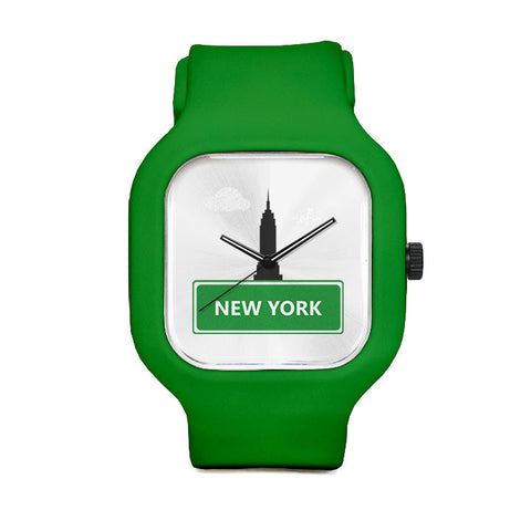 New York Sport Watch
