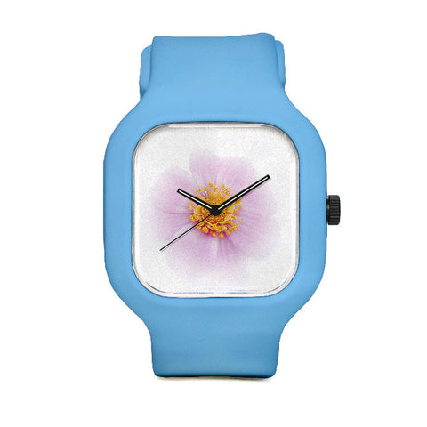 Lilac Breeze Flower Sport Watch