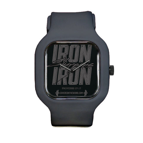 Iron Sharpens Iron Sport Watch