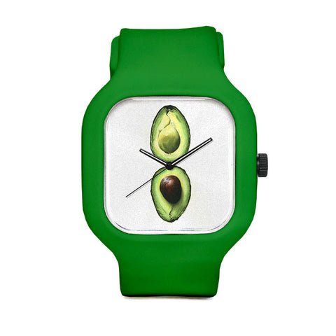 Avocado Sport Watch