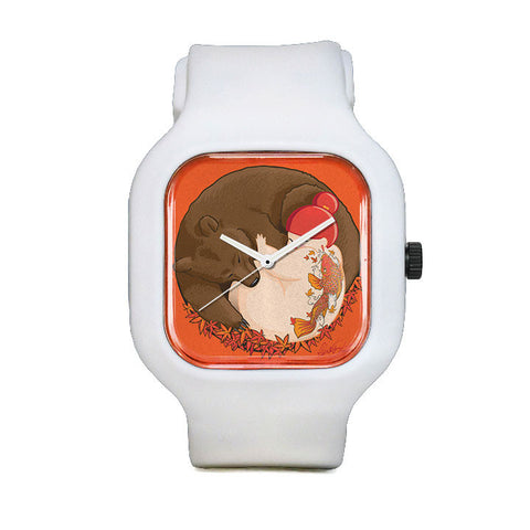 Autumn Love Sport Watch