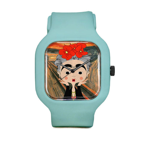 The Screma of Frida Watch Sport Watch
