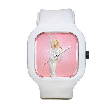 Jinkx White Sport Watch