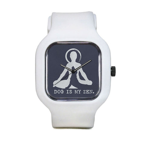 Dog is my Zen Sport Watch