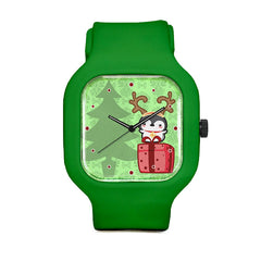 Vany Nany Xmas Penguin Sport Watch