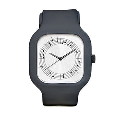 Chained Melody Sport Watch