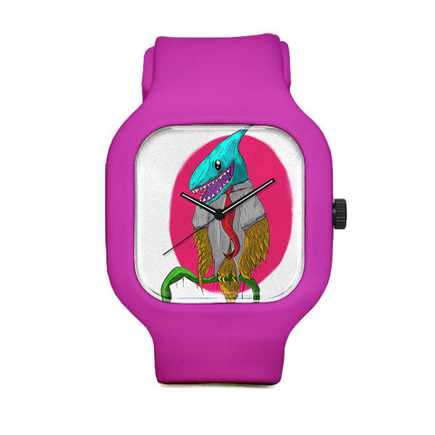 Abradinfluence Owl Sharkton Sport Watch