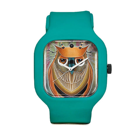 Design Owl Sport Watch
