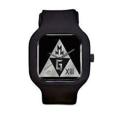 MMMG Triangle Sport Watch