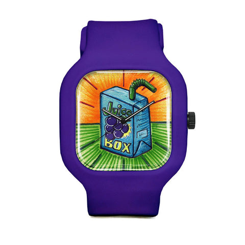 Brandon Ortwein Juice Box Sport Watch