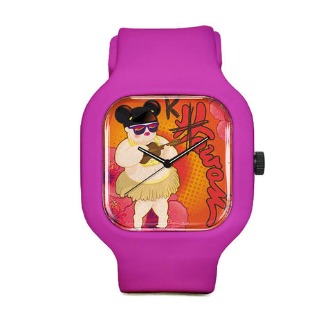 KawaiiHawaii Sport Watch