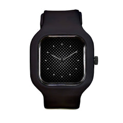 Black Friday halftone Sport Watch