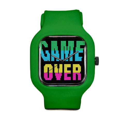 Game Over Sport Watch