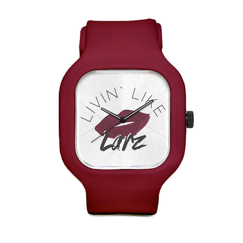 LivinLikeLarz Sport Watch