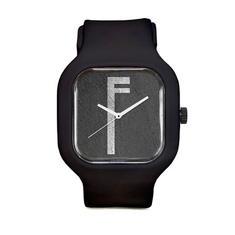 Monolithic Monogram F Sport Watch