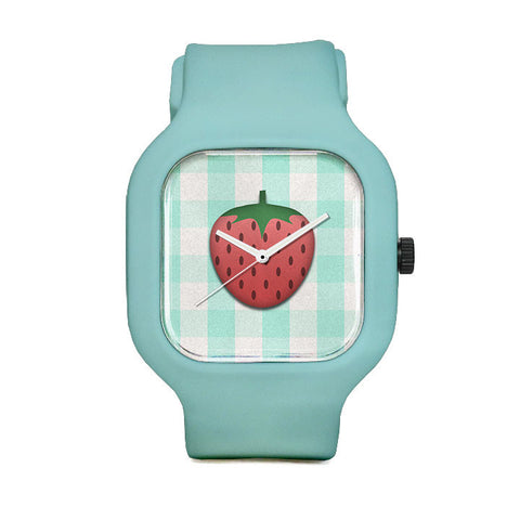 Strawberry Sport Watch