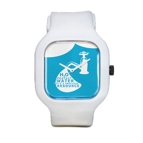 World Water Day Sport Watch