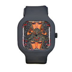 Female Rahu Sport Watch
