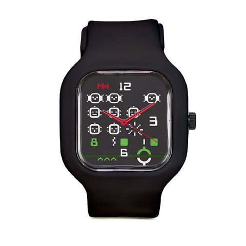 MODinvaders Sport Watch