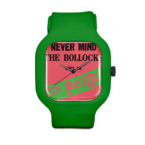 Sex Pistols Nevermind the Bollocks Sport Watch