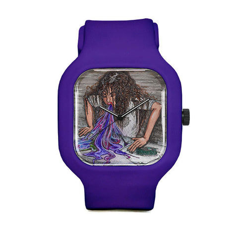 Creative Vomit Sport Watch