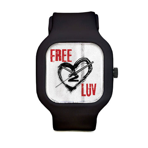 Free2Luv Sport Watch