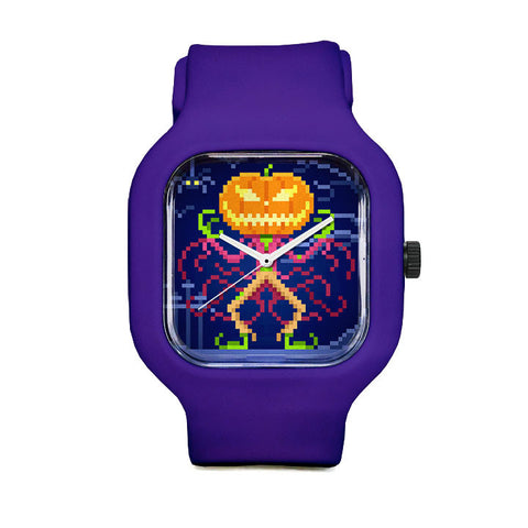 Pumpkin King Sport Watch