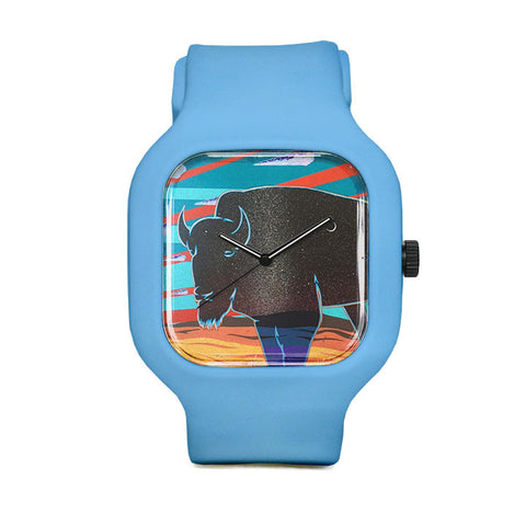 Blue Daywalker Sport Watch