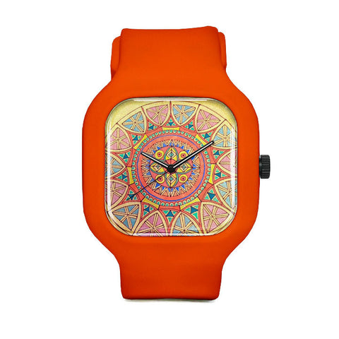 Zenna Stained Glass Sport Watch