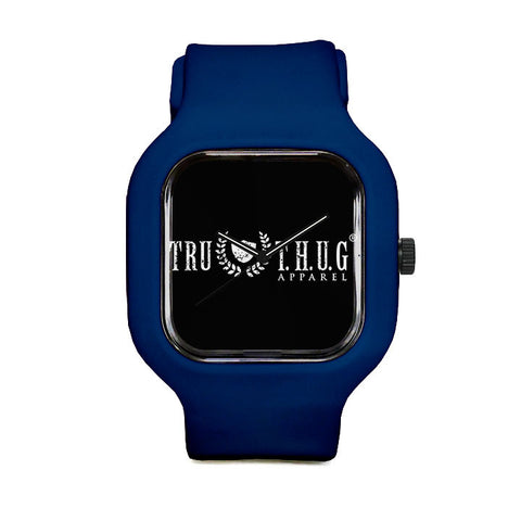 Tru THUG Black Sport Watch