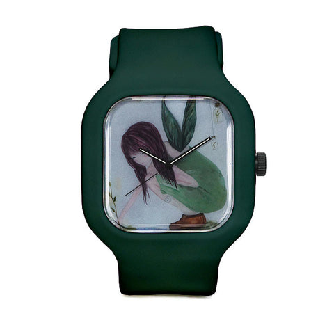 Ju Violeta - Fairy Sport Watch
