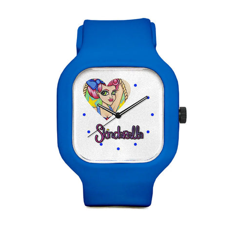 Pinup Star Sport Watch