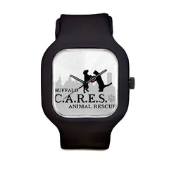 Buffalo CARES Logo Sport Watch