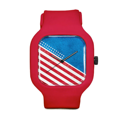 Star Spangled Sport Watch