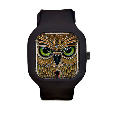 Bubo the Wise Owl Sport Watch