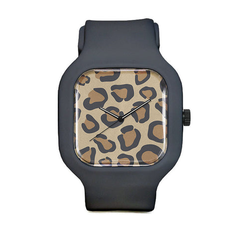 Cheetah Spots Sport Watch