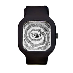 Eye Spiral Sport Watch